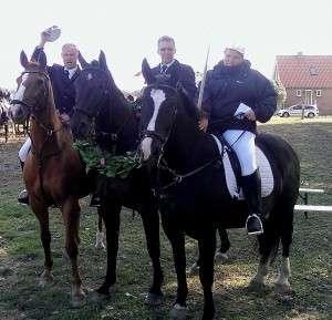 Konge Kronprins og Prins Hest